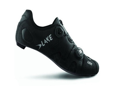 LAKE CX241 CFC Road Shoe Black