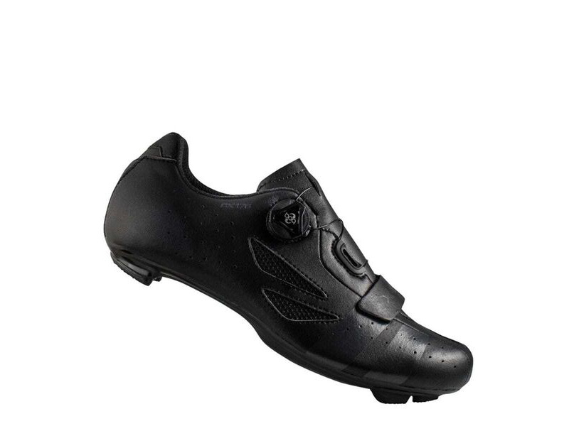 LAKE CX176 Road Shoe Black/Grey click to zoom image