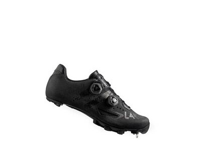 LAKE MX237 Carbon Supercross Shoe Black/Black