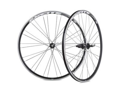 Miche Excite Wheels Black Sh11 Pair