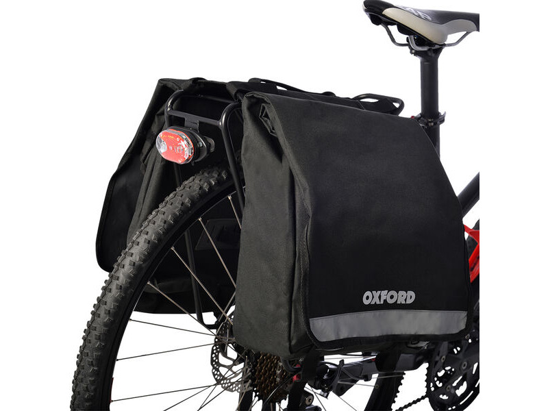 Oxford C20 Double Pannier Bag click to zoom image