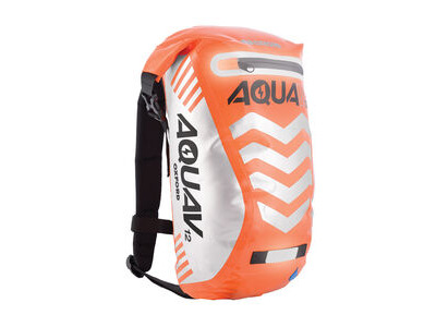 Oxford Aqua V 12 Backpack Orange