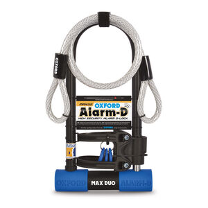 Oxford Alarm-D Max Duo 320mm x 173mm