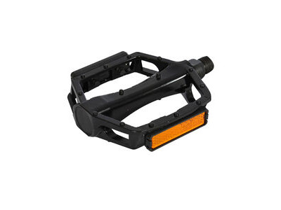 "Oxford Alloy Eco Platform Pedals 9/6"" - Black"