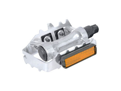 "Oxford Alloy Low Profile Pedals 9/16"" - Silver"