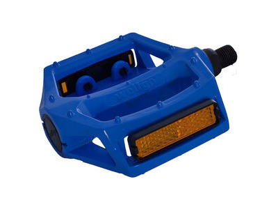 "Oxford Alloy Wellgo Platform 1/2"" - Blue"