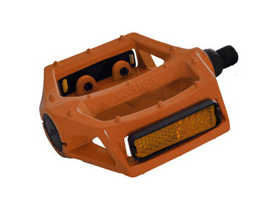 "Oxford Alloy Wellgo Platform 1/2"" - Orange"