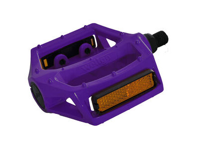 "Oxford Alloy Wellgo Platform 1/2"" - Purple"