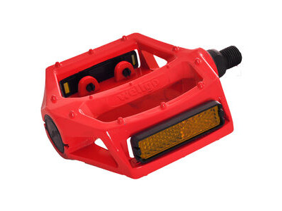 "Oxford Alloy Wellgo Platform 1/2"" - Red"