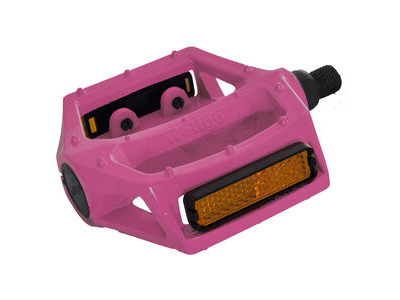 "Oxford Alloy Wellgo Platform 1/2"" - Pink"