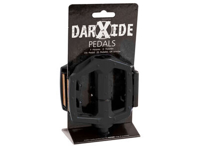Oxford Alloy Platform Pedals 1/2' - Black