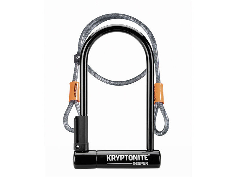 Kryptonite Keeper 12 STD w/bracket click to zoom image