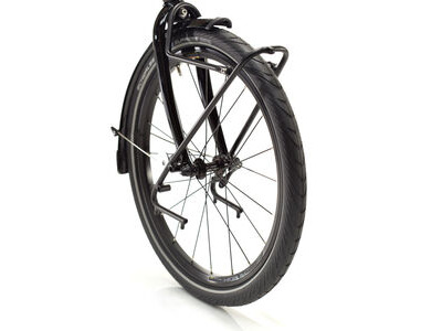 Tern Spartan Low Rider Front Rack Black