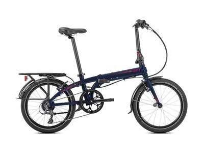 "Tern Link D8 20"" 8Spd Midnight"