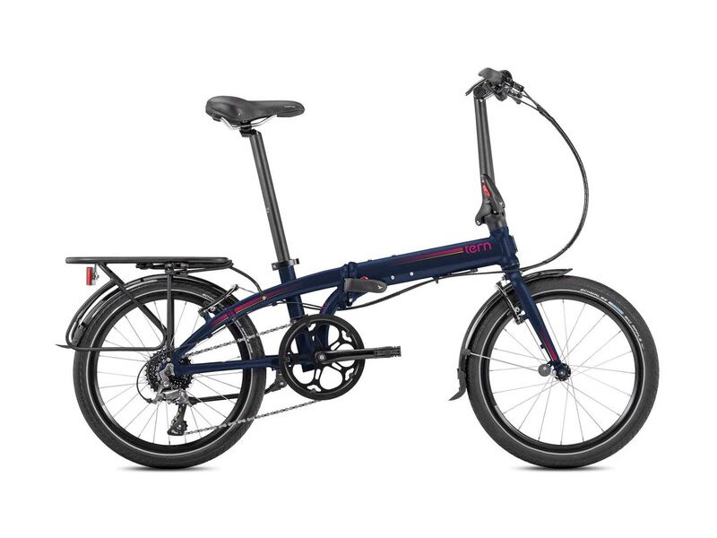 "Tern Link D8 20"" 8Spd Midnight click to zoom image"