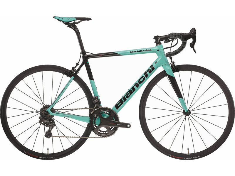 Bianchi Specialissima CV - Super Record Eps click to zoom image
