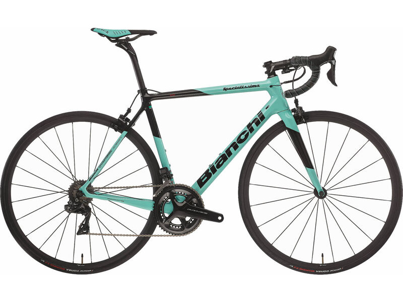 Bianchi Specialissima CV - Dura Ace click to zoom image