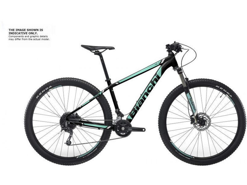 Bianchi Magma 9.S  - SX Eagle click to zoom image