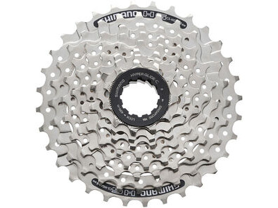 Shimano CS-HG41 8speed cassette 11 - 34T
