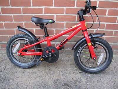 Frog Bikes 40 - Red