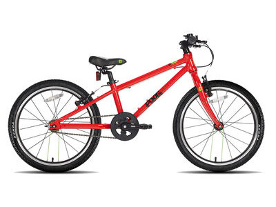 Frog Bikes 52 - Single Speed Red